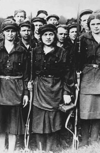 Ryska revolutionärer